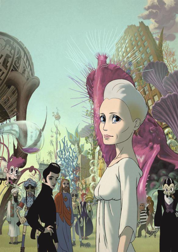 La animación adulta de Ari Folman.