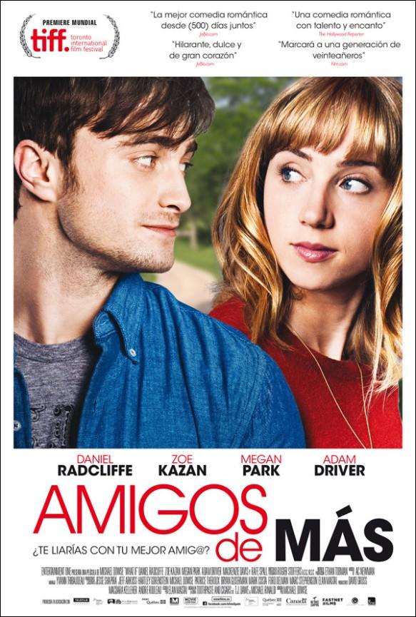 Cartel de la película Amigos de más